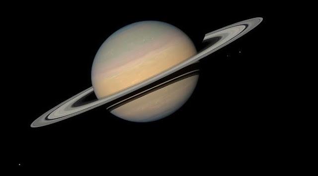 PT EQUITYWORLD FUTURES  PUSAT NASA Sebut Saturnus Jadi