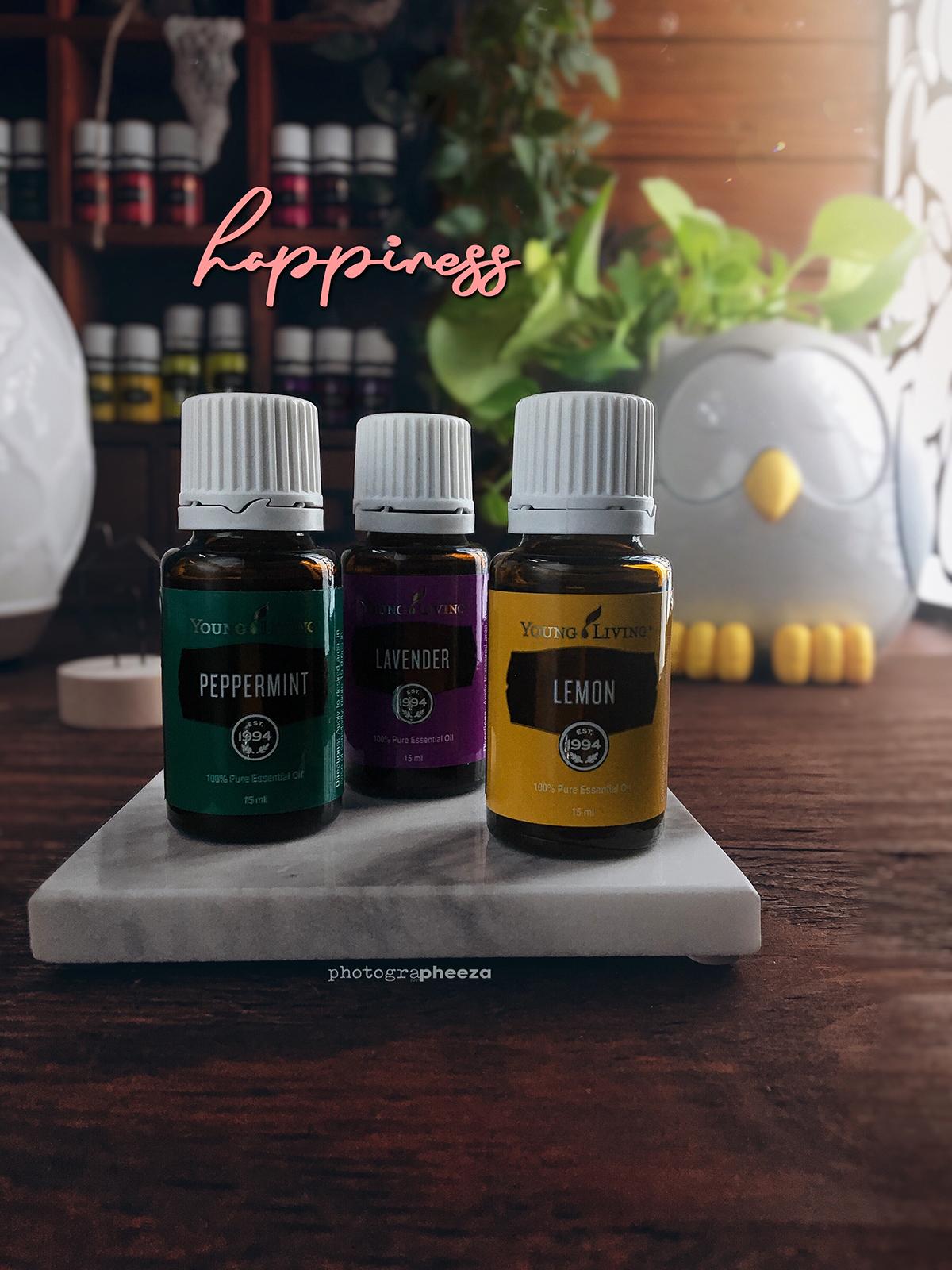 3 Basic EO (Essential Oils) Wajib Ada Di Rumah