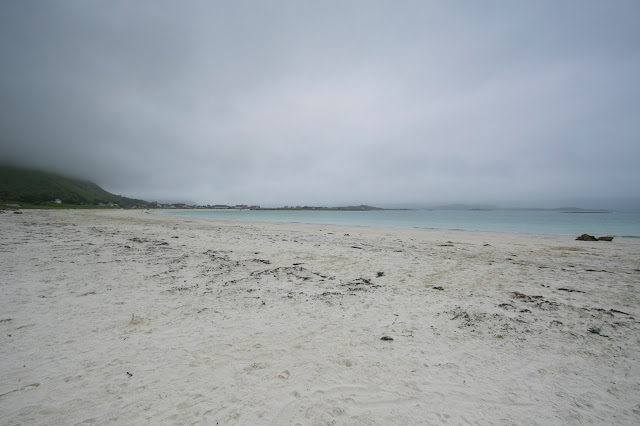 Spiaggia di Ramberg-Isole Lofoten