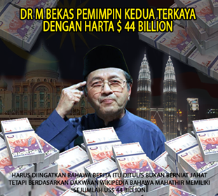 Image result for Perdana Menteri paling kaya