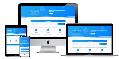 True Url Safelink Blogger Template Free Download