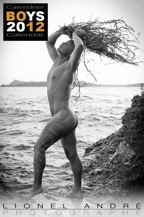 Vincent • 'BOYS 2012' Calendar by Lionel André