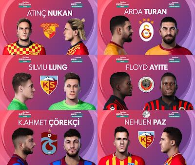 PES 2021 Facepack 12 by PES Football Turkey