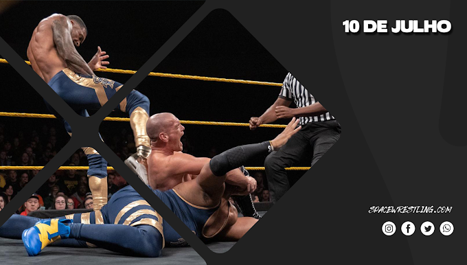 Replay: WWE NXT 10/07/2019