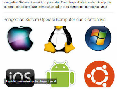 Perkembangan Sistem Operasi Windows