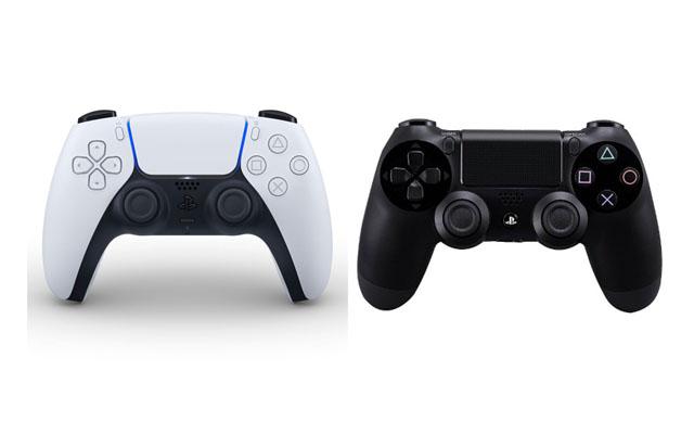 بلاي ستيشن 5 سيدعم وحدات تحكم PS4 مع ألعاب PS4  فقط