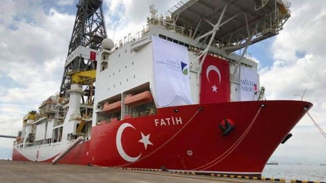 Νέα παράνομη γεώτρηση της Τουρκίας στην κυπριακή ΑΟΖ