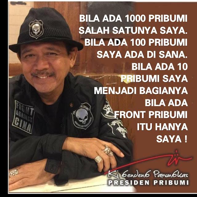 Ki Gendeng: Politikus PDIP Dewi Tanjung Harus Ditangkap
