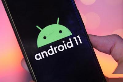 مميزات والهواتف الداعمة Android 11