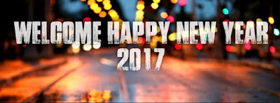 Happy New Year 2017 Facebook Cover Pic