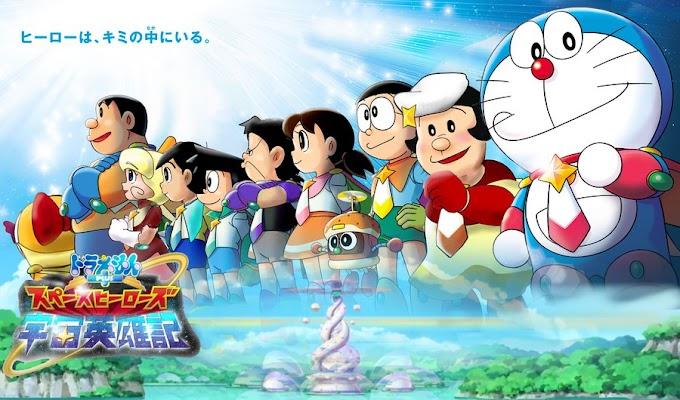Doraemon: Nobita's Space Heroes in Hindi 720p HD Download FREE