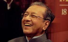 Mahathir Dicerai Umno Dengan Talak Tiga