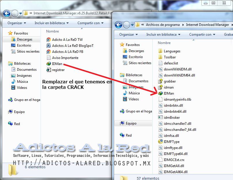 how to use il download manager