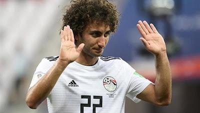 اتفاق في اتحاد الكرة على عدم ضم عمرو وردة للمنتخب مرة أخرى