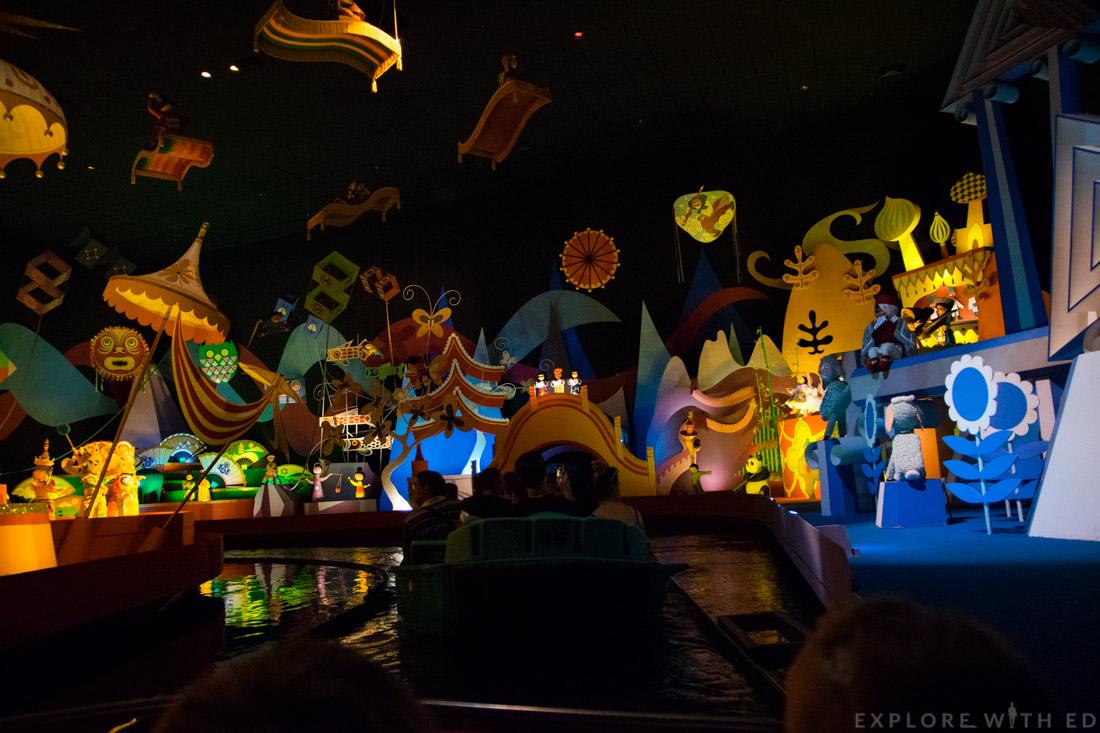 It's A Small World, Magic Kingdom, Walt Disney World Resort