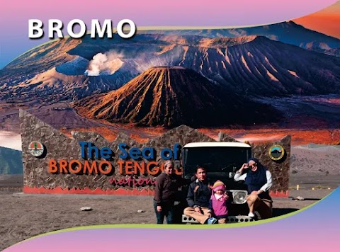 Paket Bromo