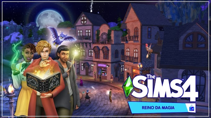 The Sims 4: Deluxe Edition v1.56.52.1020 + Crack + Todas as DLCs (CODEX - TORRENT ou GDRIVE)