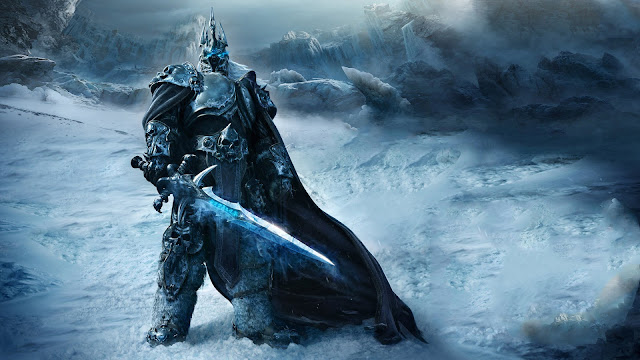 wallpapers in world of warcraft wrath of the lich king
