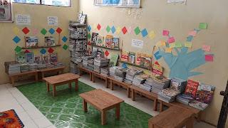 minat baca, sudut buku, pojok cara, meningkatkan minat baca