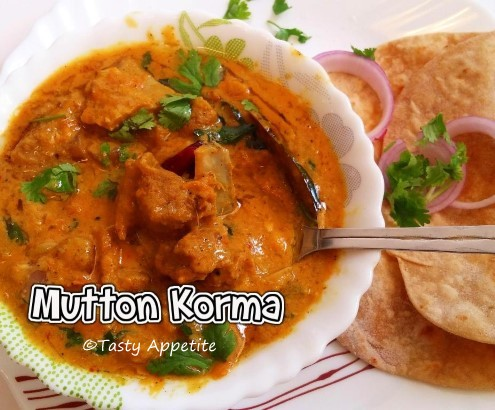 chettinad mutton korma