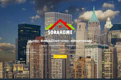 Download Soratemplates Sora Home Blogger Template Premium