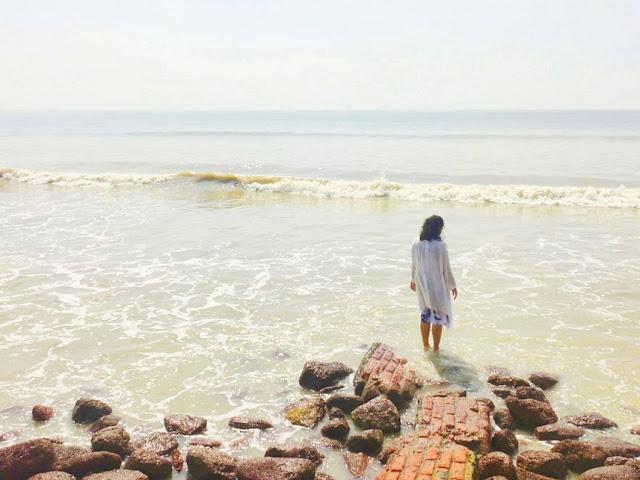 mandarmani beach @doibedouin