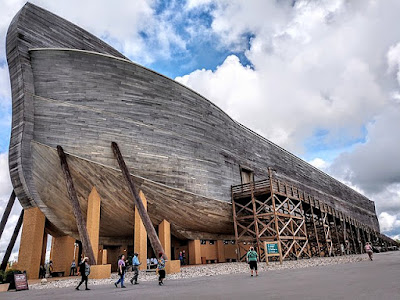 Christians who compromise on authority of Scripture cannot answer why an Ark and animals. Also, we look at feasibility of having dinosaurs on the Ark.