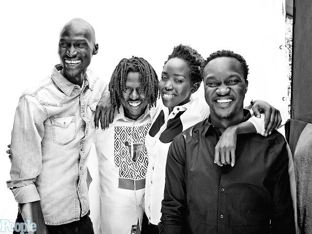 Uma Boa Mentira, filme sobre 4 jovens refugiados sudaneses que buscam uma vida melhor nos Estados Unidos