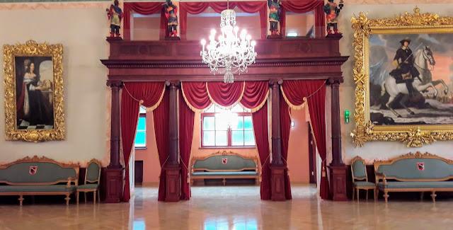 Visit Blackheads House in Riga Latvija