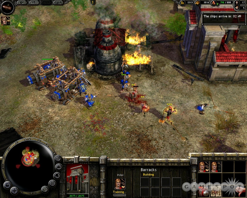 Download PC Games Ancient War - Sparta For Free Full Rip Version | GAMES FREE