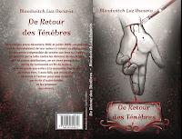 """Couverture de """"De Retour des Ténèbres"""", de Bloodwitch Luz Oscuria"""