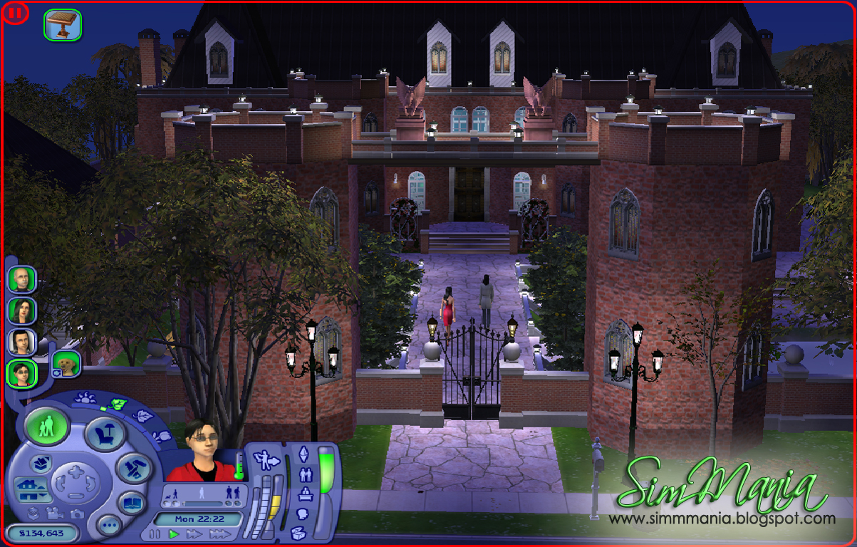 sims 2 japanese fortress - photo #32