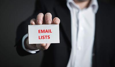 Emial Lists