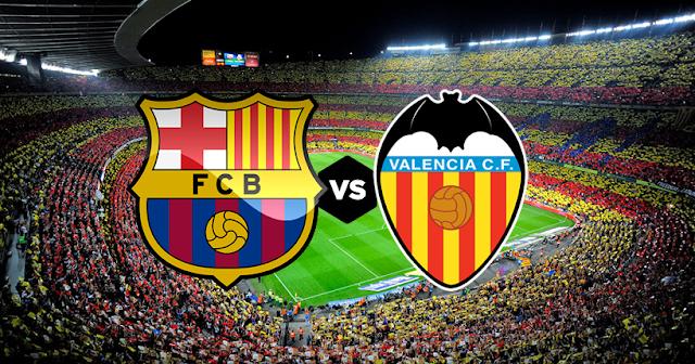 برشلونة في ثاني مبارياته في الليجا مع كيكي سيتين يحل ضيفا على فالينسيا في الميستايا في الجولة الواحدة والعشرين من الليجا