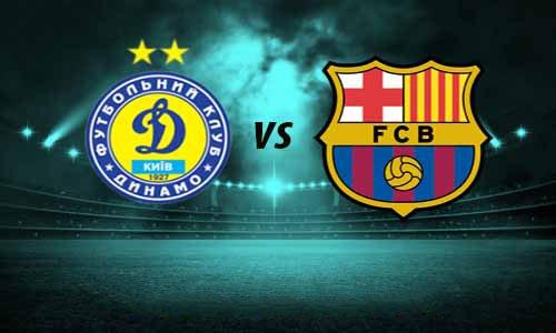 مشاهدة مباراة برشلونة ودينامو كييف بث مباشر اليوم 4-11-2020 دوري أبطال أوروبا