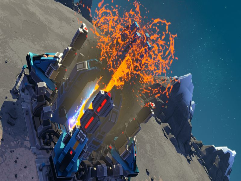 Planetary Annihilation TITANS PC Game Free Download
