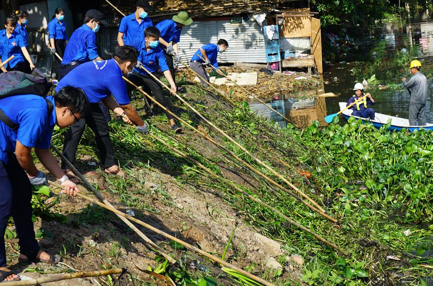 Thành phố Hồ Chí Minh: Nỗ lực vì môi trường sạch đẹp