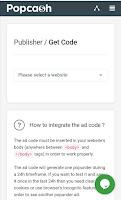 بديل أدسنس،موقع popcash،الإعلانات المنبثقة،طريقة التسجيل في أدسنس،popunder,cpm,