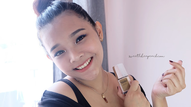 Review ULTIMA II Wonderwear Makeup - indonesian beauty blogger