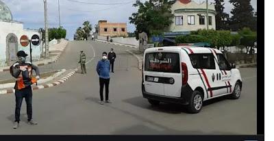 سائق سيارة فارهة يهرب من سدين قضائيين ويقتل 3 أشخاص من أسرة واحد و يرسل آخرين إلى الإنعاش