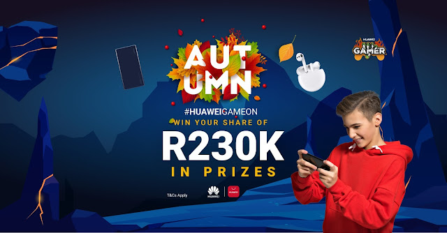 @HUAWEI Goes Big With April Autumn #AppGalleryBonanza #HuaweiAppGallery