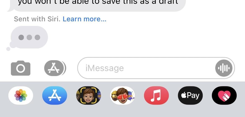 طريقة تعطيل مؤشر iMessage Typing Bubble حتى لا يعرف الآخرون أنك نشط حاليًا في الدردشة