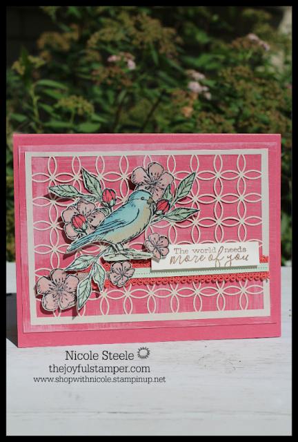 Free As A Bird card for #tgfic220 and Splitcoaststampers cc747 challenges