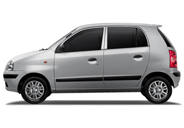All-New 2018 Hyundai Santro side view Wallpaper 77