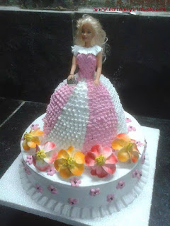 Dolly Birthday Cakes