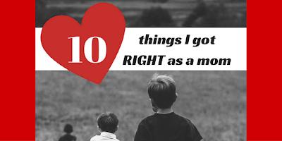 http://mom2momed.blogspot.com/2016/12/10-things-i-got-right.html