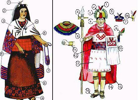 seno Ciencias presente disfraz indio inca - 54otomobilsporla