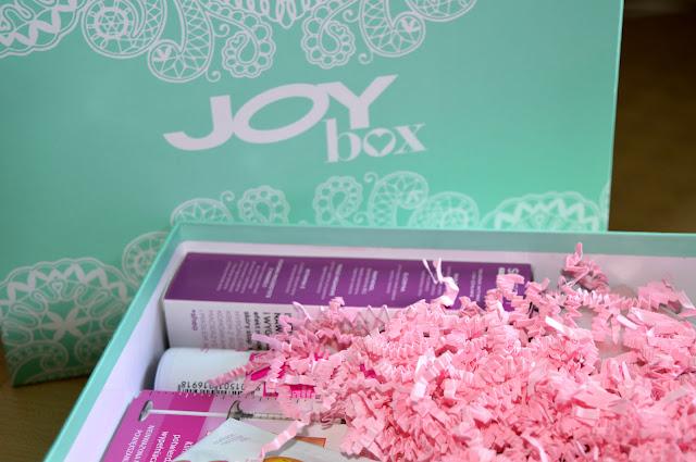 Mój pierwszy JoyBox