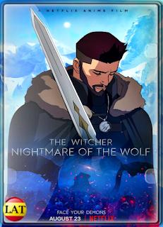 The Witcher: La Pesadilla del Lobo (2021) DVDRIP LATINO