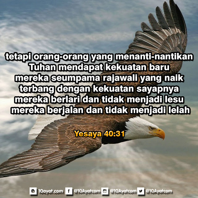 Yesaya 40:31